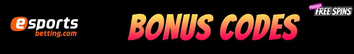 Esports Betting Casino-bonus-codes