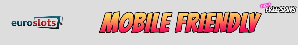 EuroSlots Casino-mobile-friendly