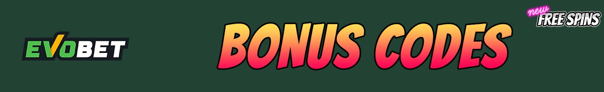 Evobet Casino-bonus-codes