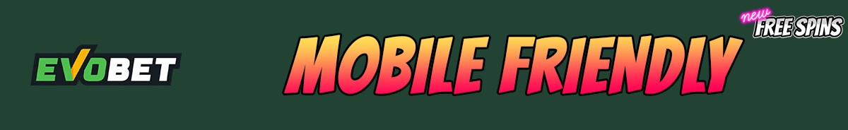 Evobet Casino-mobile-friendly