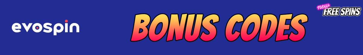 EvoSpin-bonus-codes