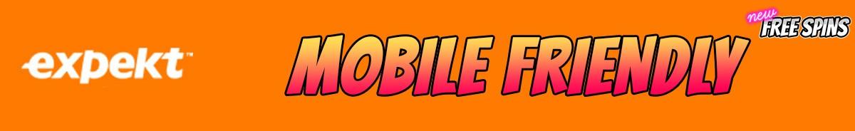 Expekt Casino-mobile-friendly