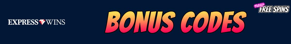 Express Wins-bonus-codes