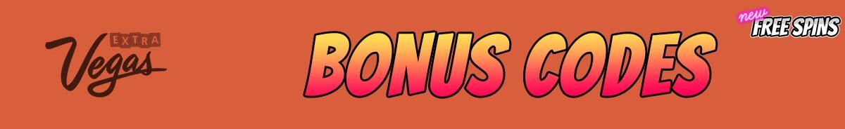 Extra Vegas Casino-bonus-codes