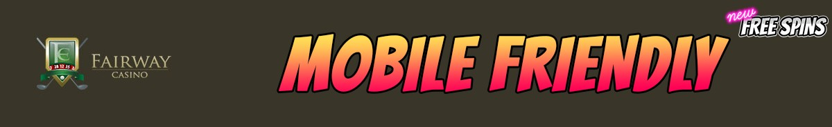Fairway Casino-mobile-friendly