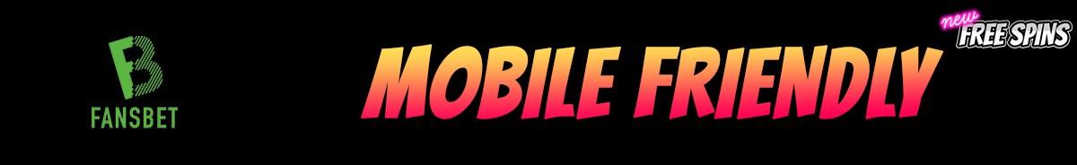 Fansbet Casino-mobile-friendly