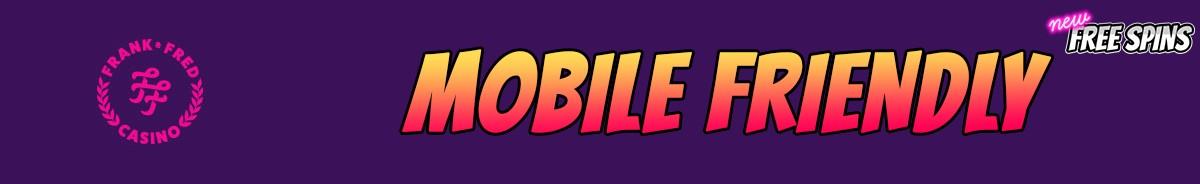 Frank and Fred Casino-mobile-friendly