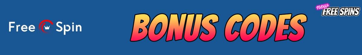 FreeSpin Casino-bonus-codes
