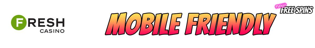 Fresh Casino-mobile-friendly