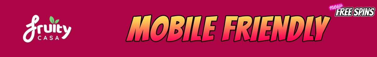 Fruity Casa Casino-mobile-friendly