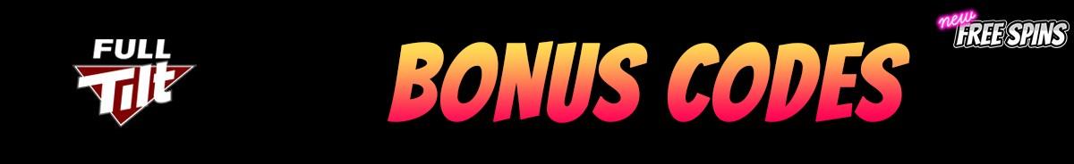 Full Tilt-bonus-codes