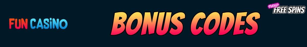 Fun Casino-bonus-codes
