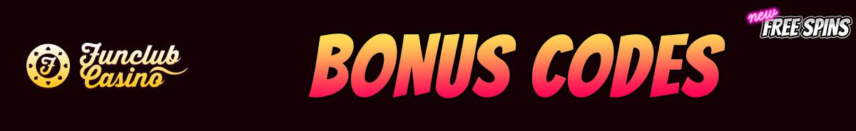 Funclub Casino-bonus-codes