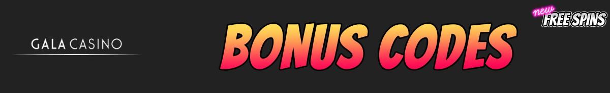Gala Casino-bonus-codes