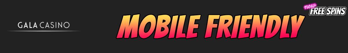 Gala Casino-mobile-friendly
