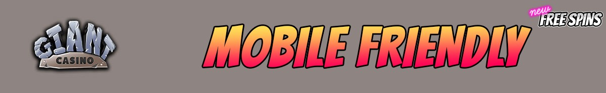 Giant Casino-mobile-friendly