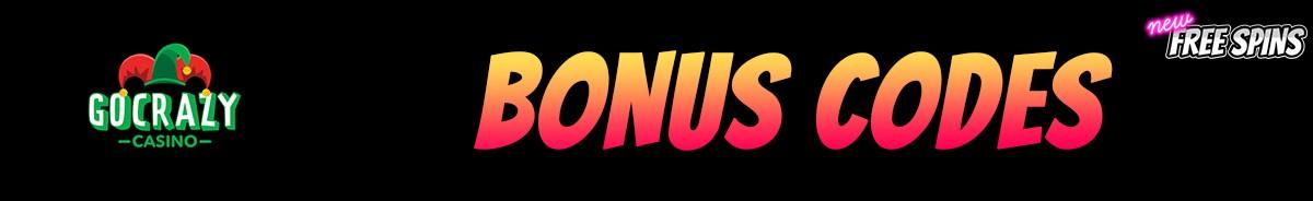 GoCrazy Casino-bonus-codes