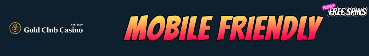 Gold Club Casino-mobile-friendly