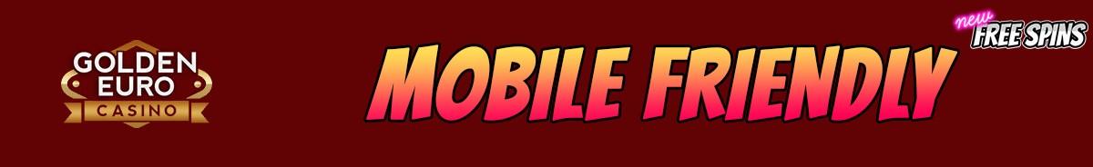 Golden Euro Casino-mobile-friendly