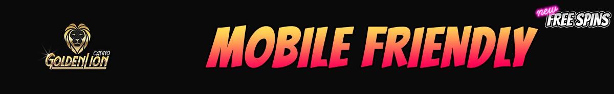 Golden Lion Casino-mobile-friendly