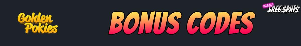 Golden Pokies-bonus-codes