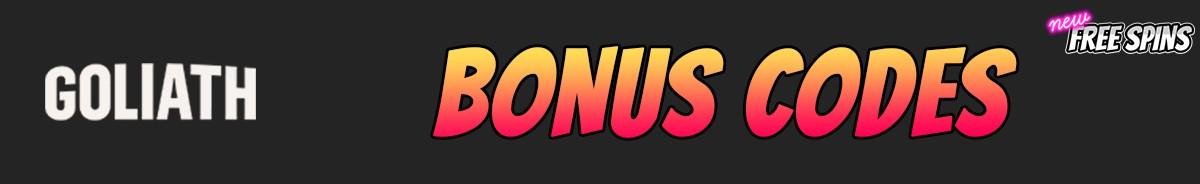 Goliath Casino-bonus-codes