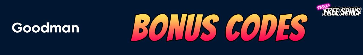Goodman-bonus-codes