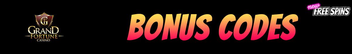 Grand Fortune EU-bonus-codes