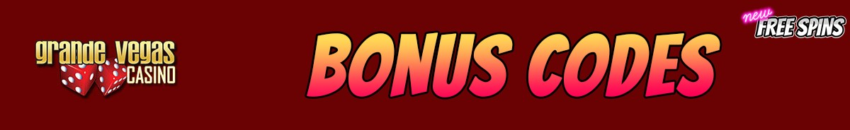 Grande Vegas Casino-bonus-codes