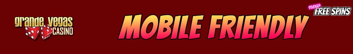 Grande Vegas Casino-mobile-friendly
