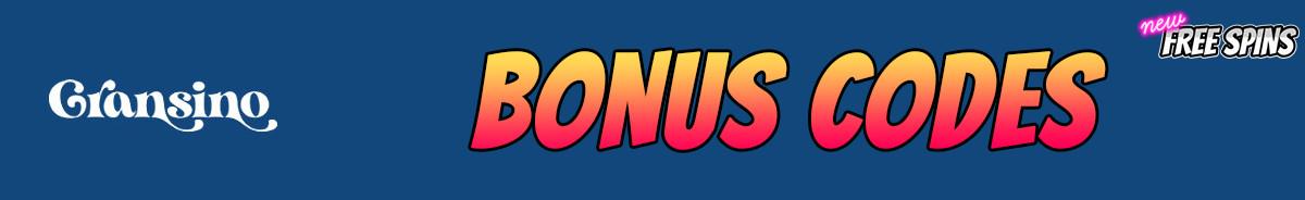 Gransino-bonus-codes