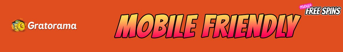 Gratorama Casino-mobile-friendly