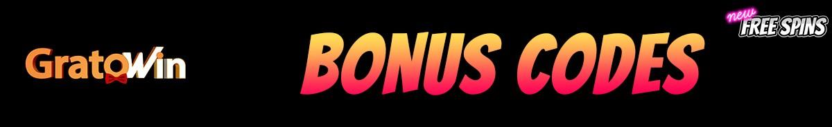 GratoWin Casino-bonus-codes