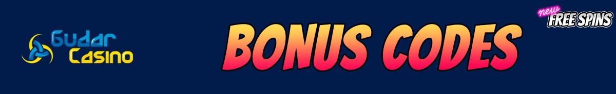 Gudar Casino-bonus-codes