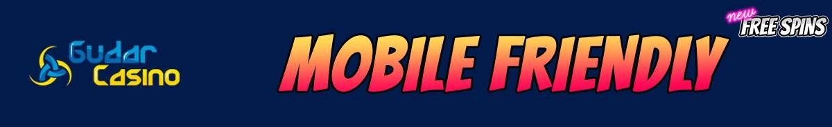 Gudar Casino-mobile-friendly