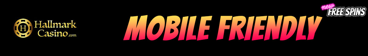 Hallmark Casino-mobile-friendly
