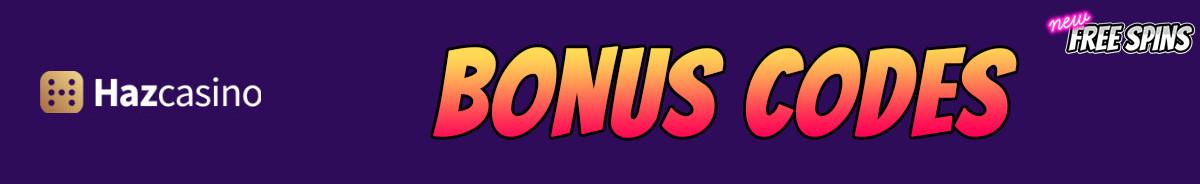 Haz Casino-bonus-codes
