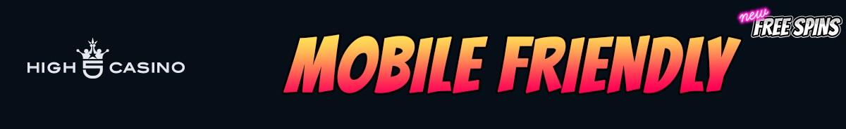 High 5 Casino-mobile-friendly