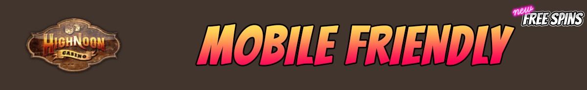 Highnoon Casino-mobile-friendly