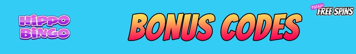 Hippo Bingo Casino-bonus-codes
