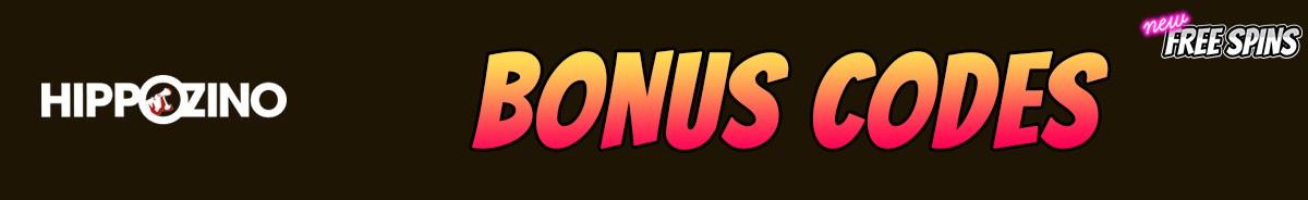 HippoZino Casino-bonus-codes