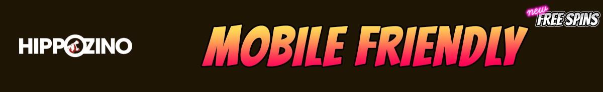 HippoZino Casino-mobile-friendly