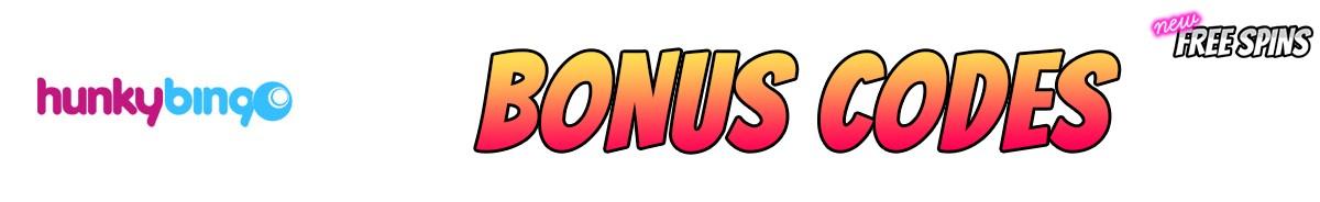 Hunky Bingo Casino-bonus-codes