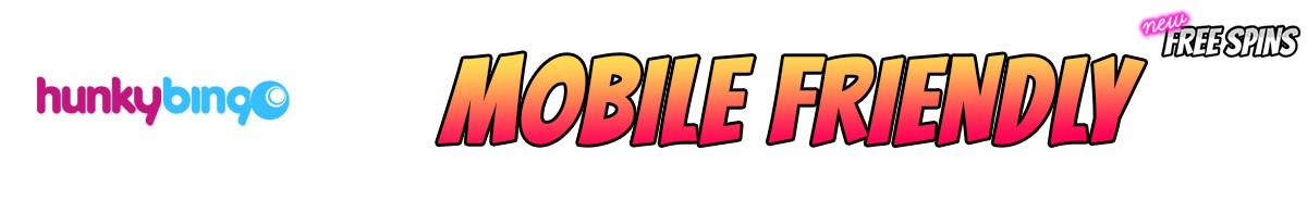 Hunky Bingo Casino-mobile-friendly