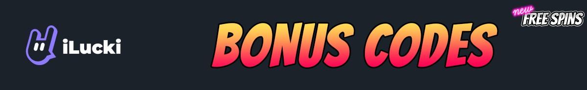 ILUCKI Casino-bonus-codes
