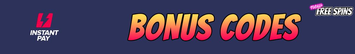 InstantPay-bonus-codes