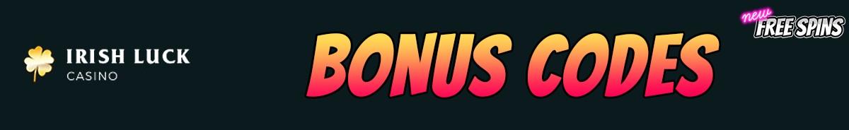 IrishLuck Casino-bonus-codes