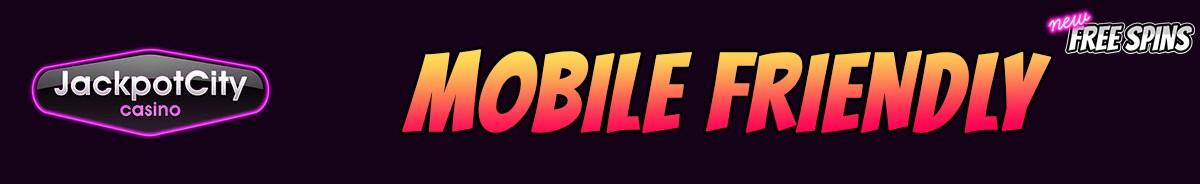 Jackpot City Casino-mobile-friendly
