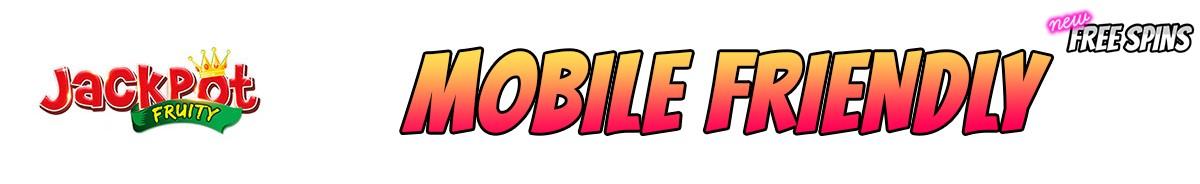 Jackpot Fruity Casino-mobile-friendly