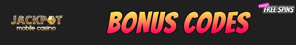 Jackpot Mobile Casino-bonus-codes